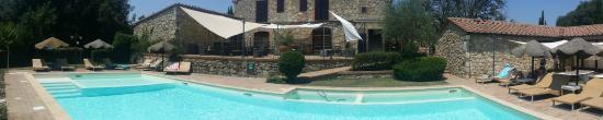 Roccastrada, Italy: piscina