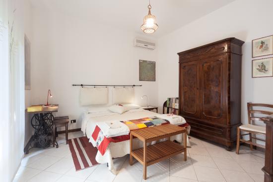 Al Quadrifoglio Bed and Breakfast in Verona: Camera Cuore