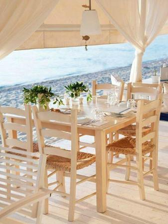 Anassa Restaurant Fourka beach