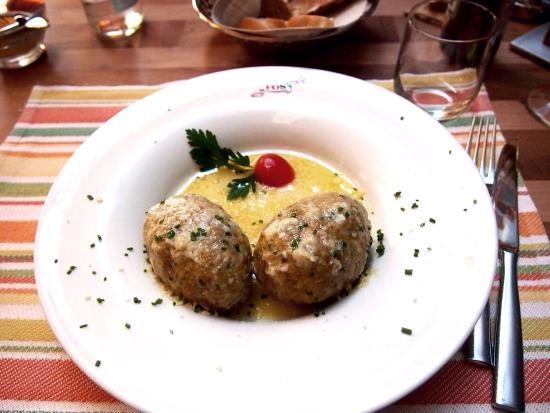 Restaurant: Pranzo a Merano