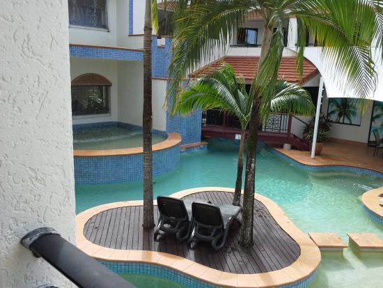 Regal Port Douglas : Pool view
