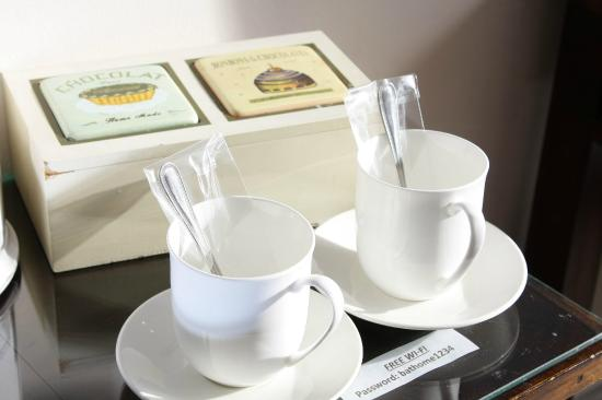b@Home Guesthouse: Tea/Coffee Facilities