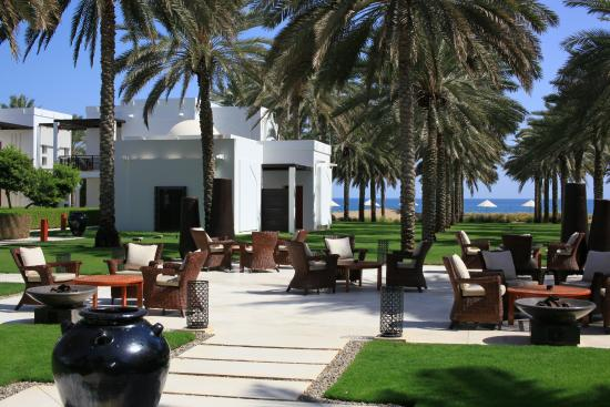 The Chedi Muscat – a GHM hotel: View to the suits
