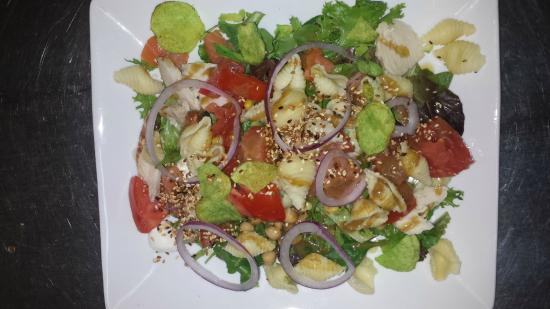 pastafolie's : composez vos salades sur mesure