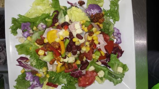 pastafolie's : salade