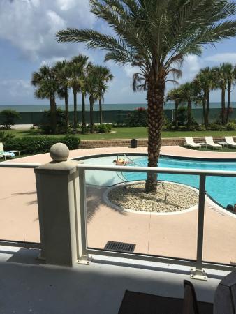 Diamond Beach : view from room