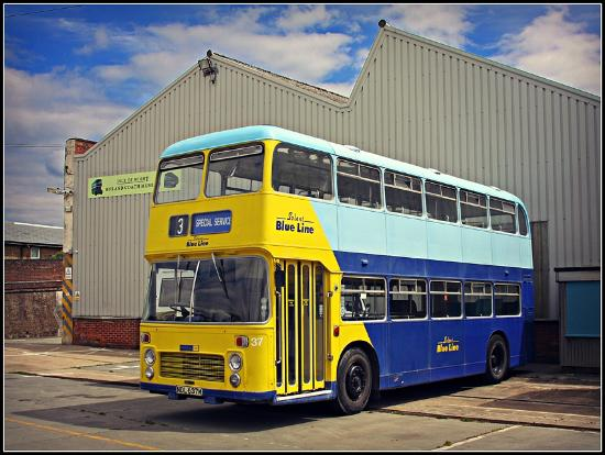 ‪Isle of Wight Bus & Coach Museum‬