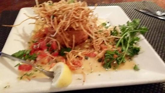 Pappadeaux Seafood Kitchen: Crab cake