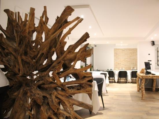 Este, Italy: il ristorante