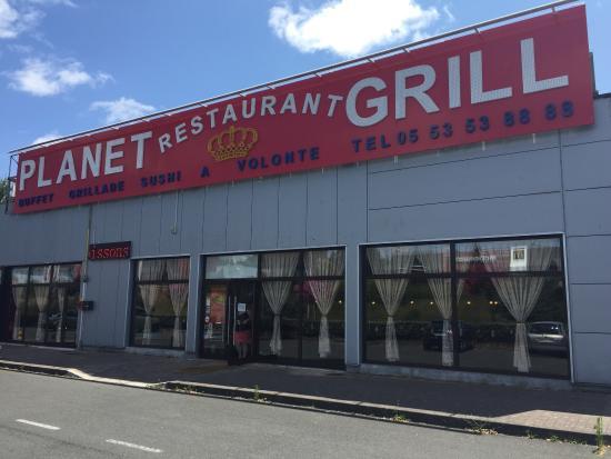 Planet grill trelissac restaurant avis num ro de t l phone photos tripadvisor - Centre commercial perigueux ...