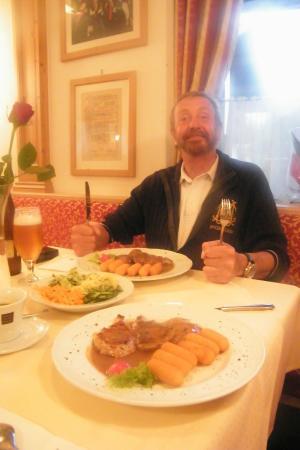 Weer, Avusturya: elke dag hherlijk eten EN elke dag keuze