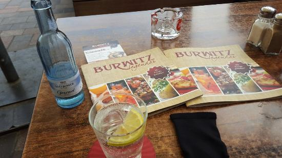 Burwitz Legendär: Sweet view in the square