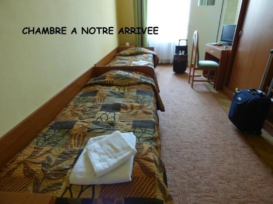 Guest Rooms Kosmopolita: chambre 306