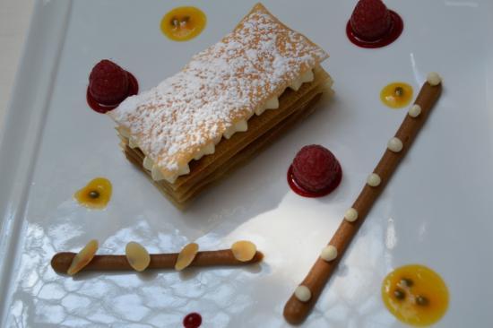 Hotel Les 3 Cles : dessert