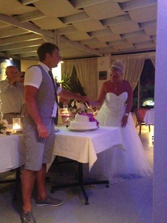 Atmosphere Lounge Restaurant : Wedding Reception