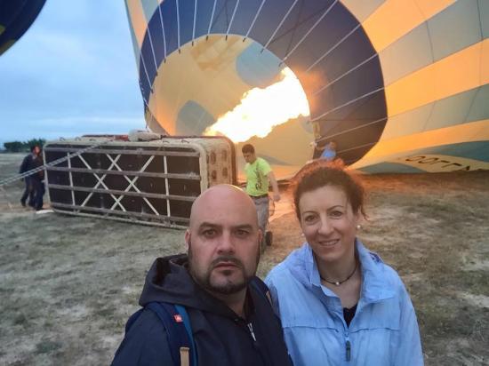 Rainbow Balloons: Preparados para despegar