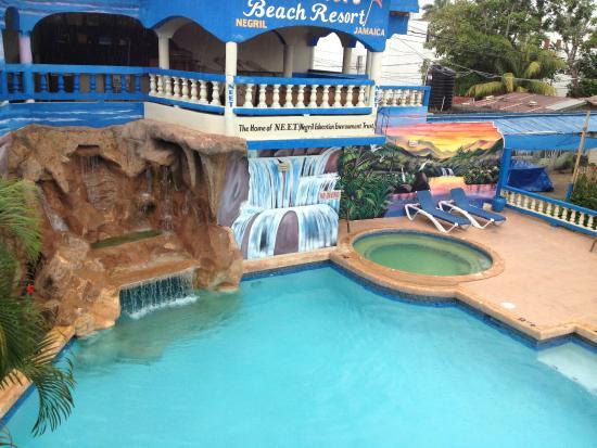 Travellers Beach Resort Pool