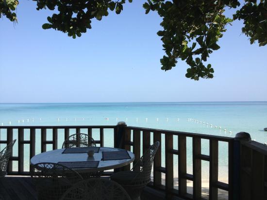 Travellers Beach Resort Dining Area