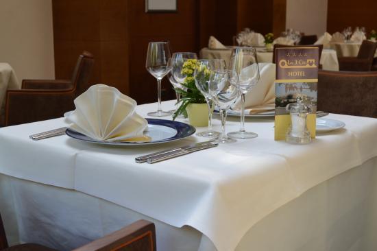 Hotel Les 3 Cles : restaurant
