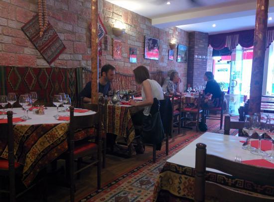 The Restaurant First Room Photo De Le Cheval De Troie Paris