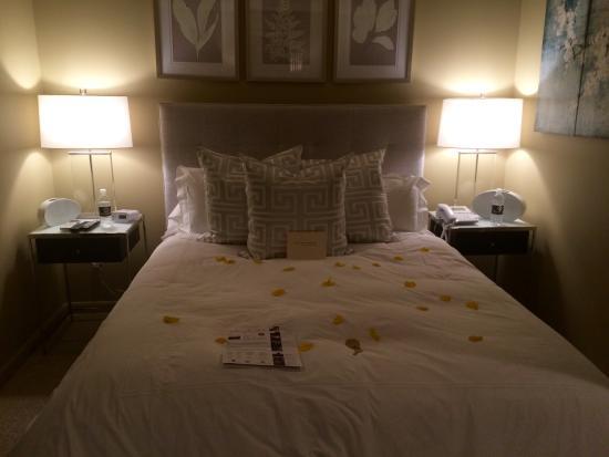 Westglow Resort & Spa: Beautiful room
