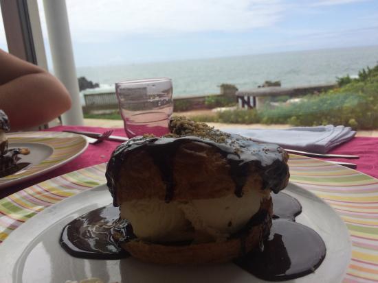 La Roche Mathieu : Très bon repas, plats raffinés et personnel accueillant.