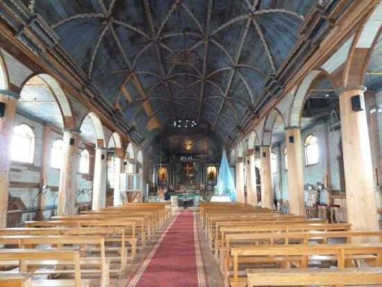 Iglesia Santa Maria de Loreto : Interno