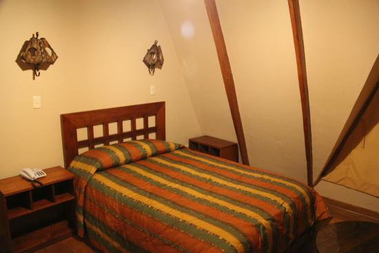 Amaru Valle Hotel: Comfortable bed