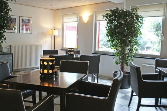 Fletcher Hotel-Restaurant Valkenburg: Lounge / restaurant