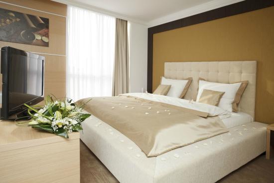Tulip Inn Putnik Belgrade: Honeymoon suite
