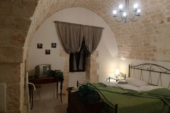 Masseria Nenetta Bed & Breakfast: Foto do quarto em que ficamos