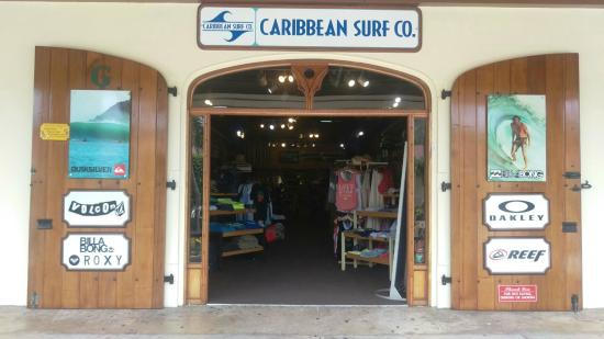 Attirant Caribbean Surf Co.