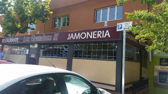Restaurante Los Granainos 3