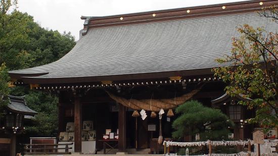 Kikuchi Shrine: 菊池神社