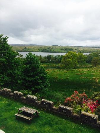 Ardbrecknish House & Self Catering Accommodation: The view from the rooms