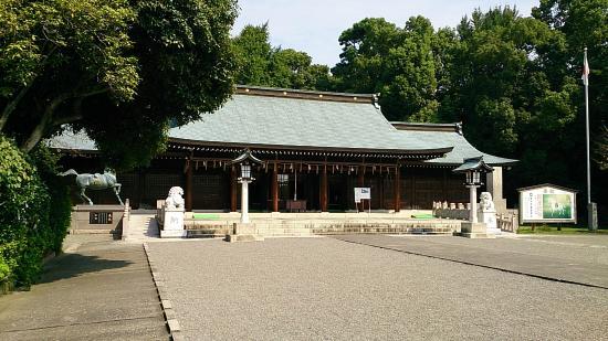 Kumamoto Prefecture Gokoku Shrine