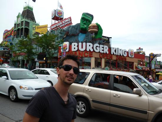 Burger King : burguer king