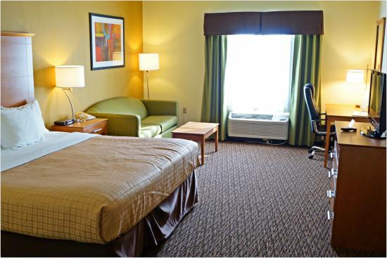 Quality Inn & Suites Shippen Place Hotel: Handicap King