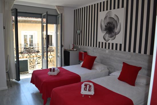 Rooms Hostal Madrid
