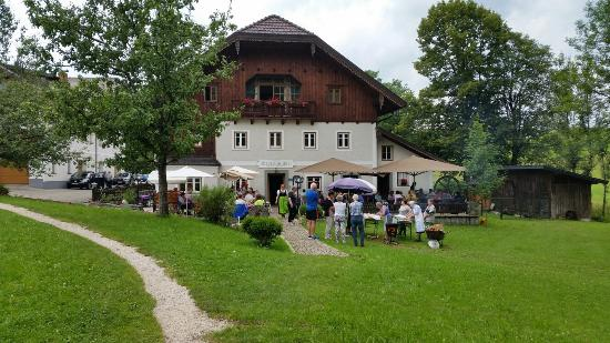 Jausenstation Erlachmuhle