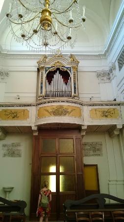 Σπολέτο, Ιταλία: Organo