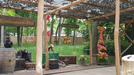 Marché Restaurant Palmensaal In Der Kongresshalle Picture Of