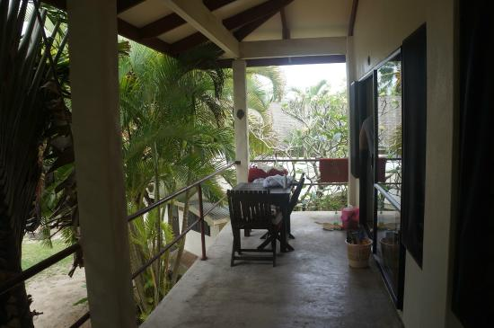 Vara's: балкон