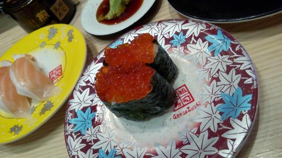 Sushi-Go-Round (Kaitensushi) HiBaRi Shinjuku