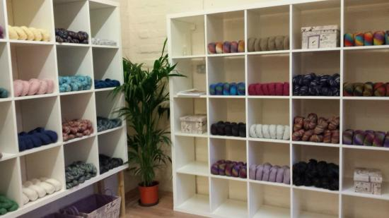 Maws Craft Centre Tea Room