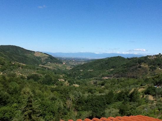Poggio alla Croce, Italy: Beautiful and peaceful