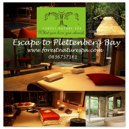 Forest Nature Spa: Spa in Plettenberg Bay