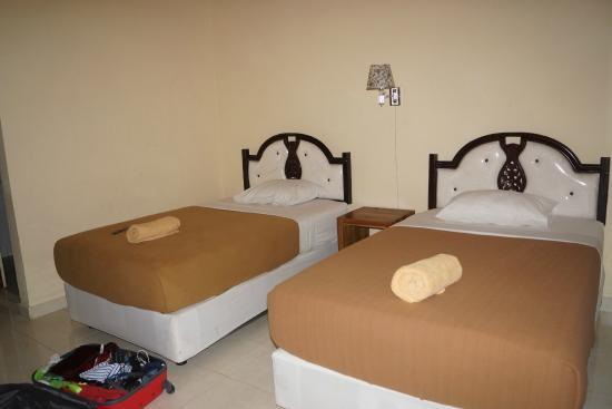 Hotel My Lovina: chambre
