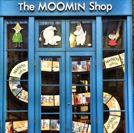 ‪The Moomin Shop‬