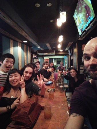 Moonshine Karaoke Bar